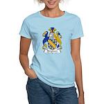 Bingham Family Crest Women's Light T-Shirt