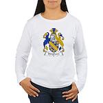 Bingham Family Crest Women's Long Sleeve T-Shirt