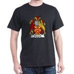 Bidwell Family Crest Dark T-Shirt