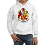 Bidwell Family Crest Hooded Sweatshirt