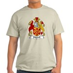 Bidwell Family Crest Light T-Shirt