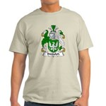 Biddulph Family Crest Light T-Shirt
