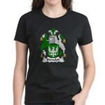 Biddulph Family Crest Women's Dark T-Shirt