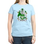Biddulph Family Crest Women's Light T-Shirt