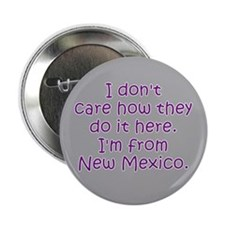 From New Mexico Button