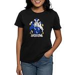 Bender Family Crest Women's Dark T-Shirt