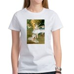 Dancer1/Wheaten T Women's T-Shirt