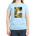 Dancer1/Wheaten T Women's Light T-Shirt