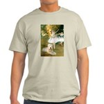 Dancer1/Wheaten T Light T-Shirt
