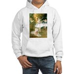 Dancer1/Wheaten T Hooded Sweatshirt