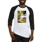 Dancer1/Wheaten T Baseball Jersey