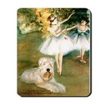 Dancer1/Wheaten T Mousepad