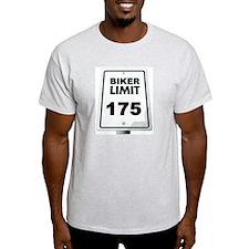 """BIKER LIMIT""  T-Shirt"