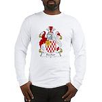 Becher Family Crest Long Sleeve T-Shirt