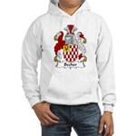 Becher Family Crest Hooded Sweatshirt