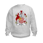 Becher Family Crest Kids Sweatshirt