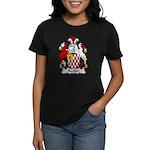 Becher Family Crest Women's Dark T-Shirt