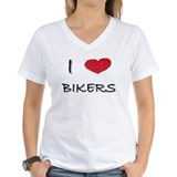 """I Love Bikers"" Shirt"