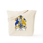 Baylis Family Crest  Tote Bag
