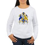 Baylis Family Crest  Women's Long Sleeve T-Shirt