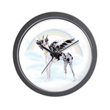 Great Dane Harle Angel Wall Clock