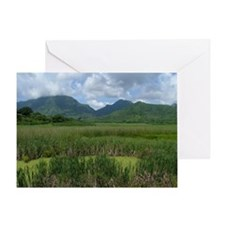 Kawainui Marsh Greeting Card