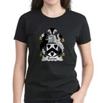 Baron Family Crest  Women's Dark T-Shirt
