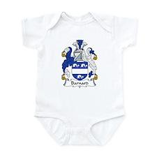 Barnard Family Crest Infant Bodysuit
