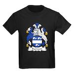 Barnard Family Crest Kids Dark T-Shirt