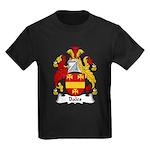 Bales Family Crest Kids Dark T-Shirt
