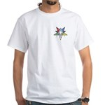 OES Past Patron White T-Shirt