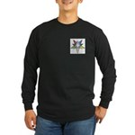 OES Past Patron Long Sleeve Dark T-Shirt