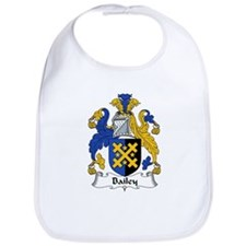 Bailey Family Crest Bib