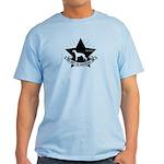 Obey the Greyhound! Star Light T-Shirt