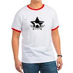 Obey the Greyhound! Star logo Ringer T