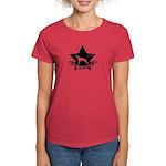Obey the Greyhound! Star Women's Dark T