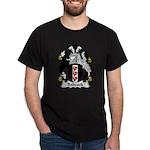 Babcock Family Crest  Dark T-Shirt
