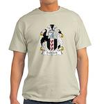 Babcock Family Crest  Light T-Shirt