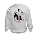 Babcock Family Crest  Kids Sweatshirt
