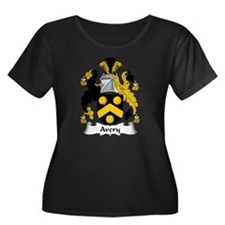 Avery Family Crest T