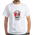 Tuff Love White T-Shirt