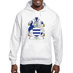 Aske Family Crest Hooded Sweatshirt