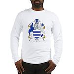 Aske Family Crest Long Sleeve T-Shirt