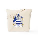 Aske Family Crest Tote Bag