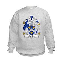 Ashby Family Crest  Sweatshirt