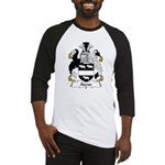 Ascue Family Crest Baseball Jersey