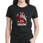 Arnold Family Crest Women's Dark T-Shirt