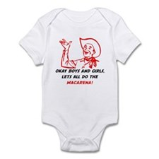 Macarena Infant Bodysuit