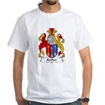 Archer Family Crest White T-Shirt