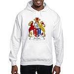Archer Family Crest Hooded Sweatshirt